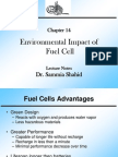 Lecture 13Fuel Cell Lectures