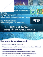 Kuwait Evaluating the Kuwaiti Wastewater Development Strategy