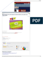 Ebay Rs.100 Off on Rs. 200, Rs.200 Off on Rs.500, Rs.500 Off