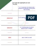 GRE Vocabulary Flash Cards02.pdf