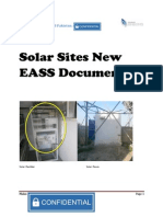 Solar Sites New EASS Documents