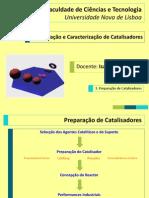 03 PCC Optimização DaPreparaçao de Catalisadores PDF