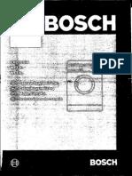 Bosch Wft 6030