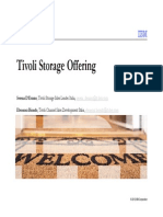 Tivoli Storage
