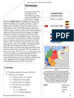 Allied-occupied Germany - Wikipedia, The Free Encyclopedia