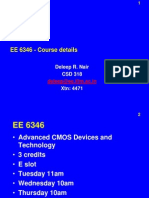 Advanced CMOS
