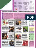 PINK BASKET '14/15_Settimana 2 (6-9 ottobre)
