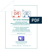 7 Challenges - A Workbook on Communications