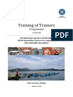 Training of Trainers Programme