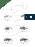Tekhnik Gambar Mata