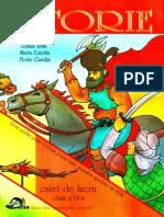 Istorie - Caiet de Lucru Clasa a IV-A