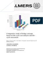 Comparative Study of Bridge Concepts Master's Thesis2013 55