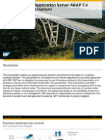 SAP NetWeaver AS ABAP 7.4 - Overview and Product Highlights.pdf