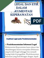 Aspek Legal & Etik