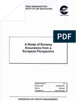 A Study of Runway Excursions From a European Perspective