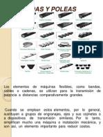BANDAS Y POLEAS.pptx
