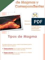 Tipos de Magma y Metales Contenidos.pptx