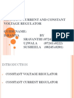 A.2-Constant Current and Constant Voltage Regulator