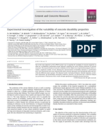 Experimental investigation of the variability of concrete durability properties.pdf