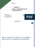 Prezentare Powerpoint Toxiinfectia Alimentara.ppt