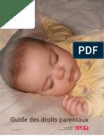 Guide des droits parentaux