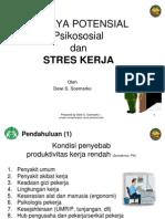 4. Psiko Sosial Dan Stres Kerja Aqua (1)