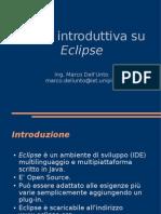 Manuale Java IDE Eclipse