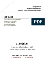 research design report