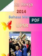 Kata Kerja 2014 UPSR