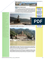 RISHIKESH TOURISM - Rishikesh - Places to See in Rishikesh _ Rishikesh Sight Seeing _ Travel Guide Rishikesh _ Rishikesh Haridwar Dehradun Uttarakhand India _ Visiting Places in Rishikesh _ Sight Seeing Rishikesh