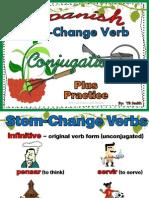 stem change grammar pptjpegs