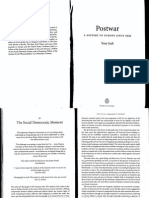 Judt - PostWar