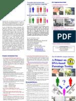 Reading-Primer on Parentage Testing