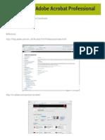 Acrobat 9.0 Handout Web