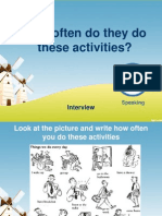 Unit 2 Speaking Adverbs of Frequency.ppt