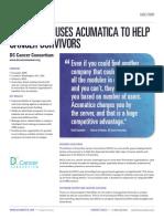 Acumatica Case Study_DC Cancer Consortium