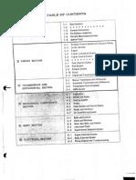 1992 Subaru Service Manual-Engine & Wiring