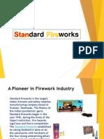 Standard Fireworks- A Pioneer in Firework Industry