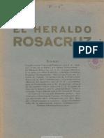 El Heraldo Rosacruz. 4-1935, No. 3