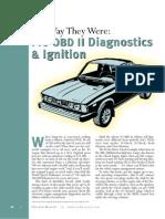 Subaru Diagnostic Tips