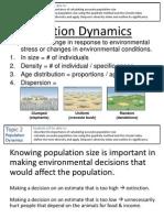 topic2 population dynamics