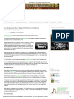 Ace Engineers Share Tips on Mastering for iTunes.pdf
