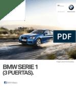 Ficha Tecnica Bmw 118i (3 Puertas) Manual 2015