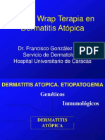 Wet – Wrap Terapia en Dermatitis Atópica