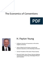 The Economics of Conventions
