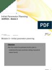 10 RN3154AEN10GLA0 Initial Parameter Planning