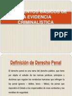 fundamentos basicos de la evidencia criminalistica.pptx