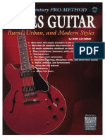 The 21st Century Pro Method - Blues Guitar Rural, Urban and....pdf