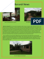 Hodges Burundi News