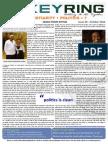 Key Ring Issue 30 - Christianity + Politics